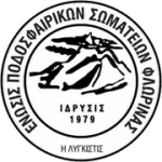 Λογότυπο ΕΠΣ Φλώρινας