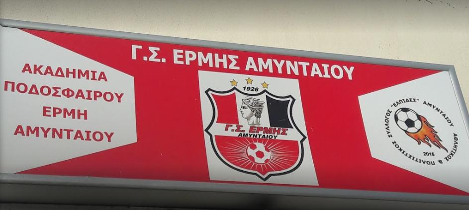 Γ.Σ. Ερμής Αμυνταίου - ΕΠΣ Φλώρινας