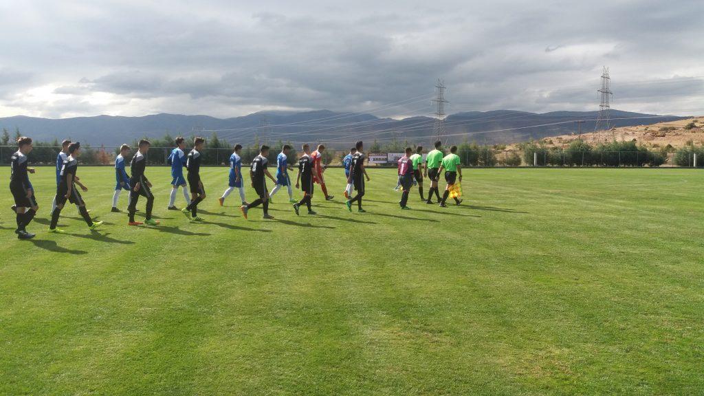 Μικτές ομάδες Νέων και Παίδων ΕΠΣ Φλώρινας