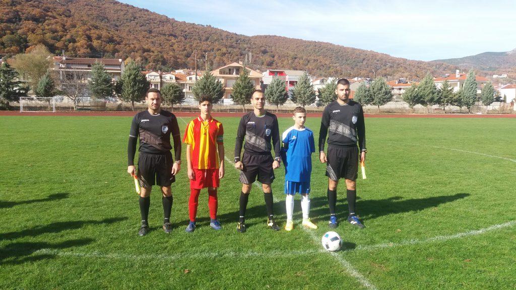 Μικτές ΕΠΣ Φλώρινας - 3η αγωνιστική με ΕΠΣ Καστοριάς - 3