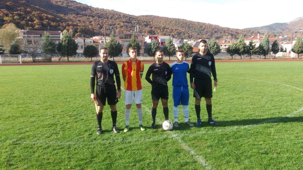 Μικτές ΕΠΣ Φλώρινας - 3η αγωνιστική με ΕΠΣ Καστοριάς - 4