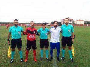 Γ' Εθνική | ΑΠΕ Λαγκαδά - Ερμής Αμυνταίου 0-0