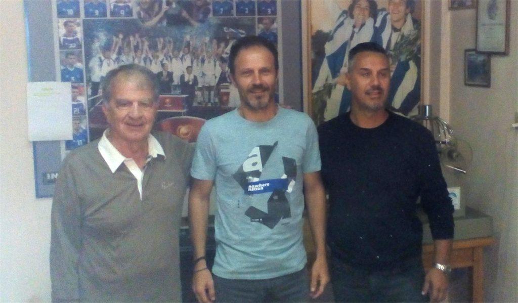 Νέος προπονητής μικτών ομάδων ο Ηλίας Σολάκης - 1