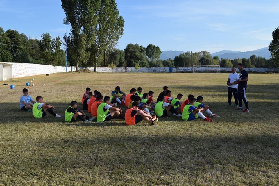 1η συνάντηση Μικτών Νεων & Παίδων ΕΠΣ Φλώρινας 2018-2019 - 4