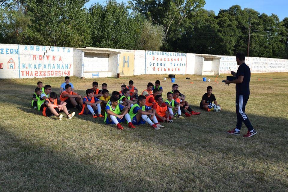 1η συνάντηση Μικτών Νεων & Παίδων ΕΠΣ Φλώρινας 2018-2019 - 6