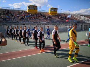 SUPER CUP ΕΠΣ Φλώρινας 2018 - 1