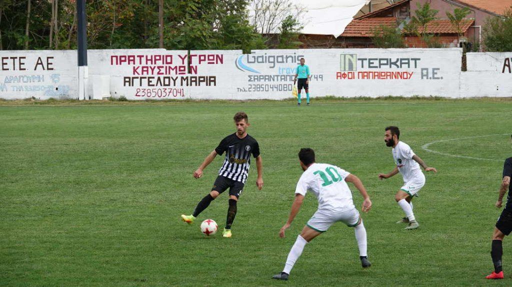 Γ' Εθνική | Μελιτέας Μελίτης - Μακεδονικός 3-2