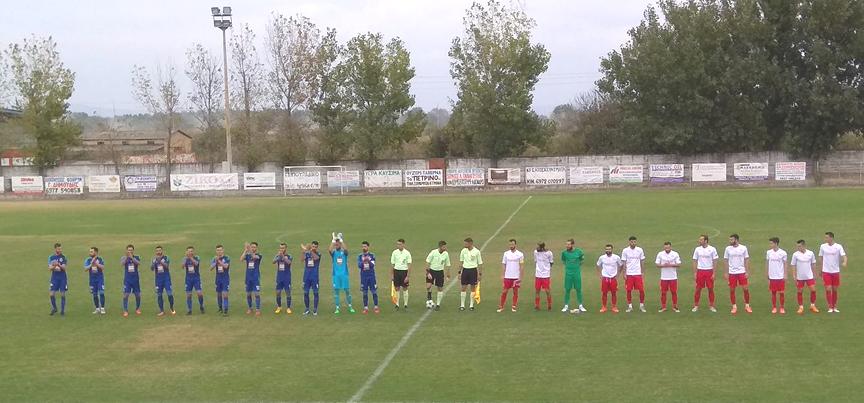 Γ' Εθνική | Ολυμπιακός Κυμίνων - Ερμής Αμυνταίου 0-0