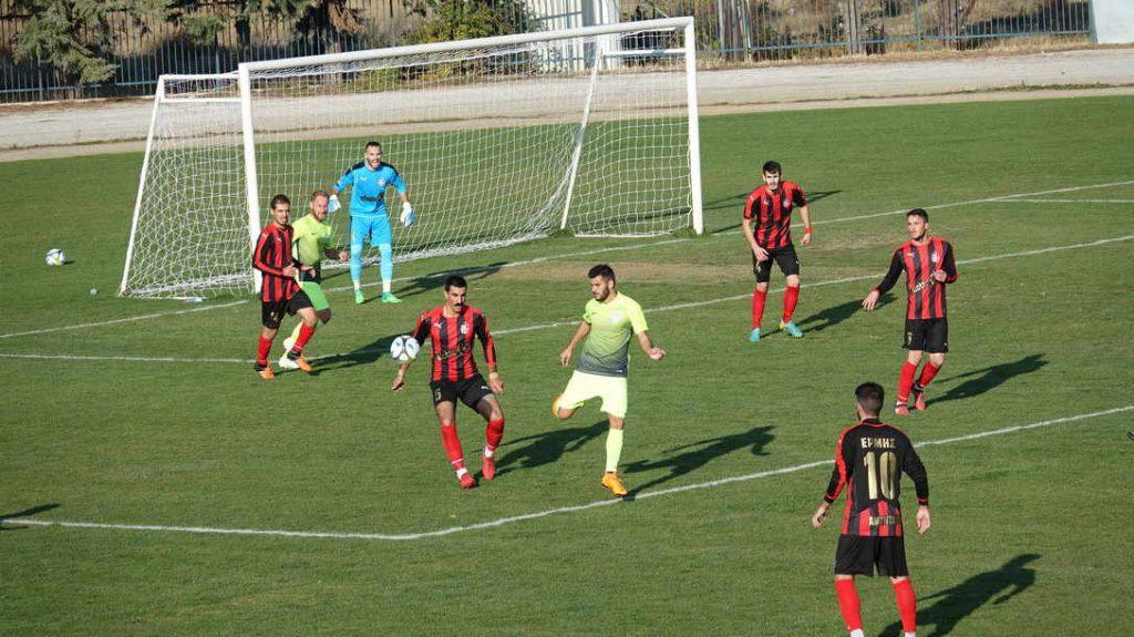 7η Αγωνιστική | Ερμής Αμυνταίου - ΠΟ Τρίγλιας 0-2