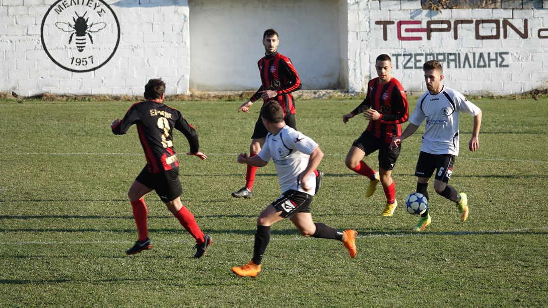 Αγώνας ποδοσφαίρου ΕΠΣ Φλώρινας