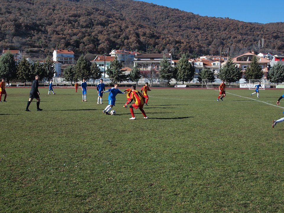 Μικτές Κ14 | ΕΠΣ Καστοριάς - ΕΠΣ Φλώρινας 5-1