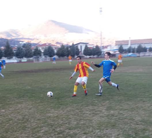 Μικτές Κ16 | ΕΠΣ Καστοριάς - ΕΠΣ Φλώρινας 2-2